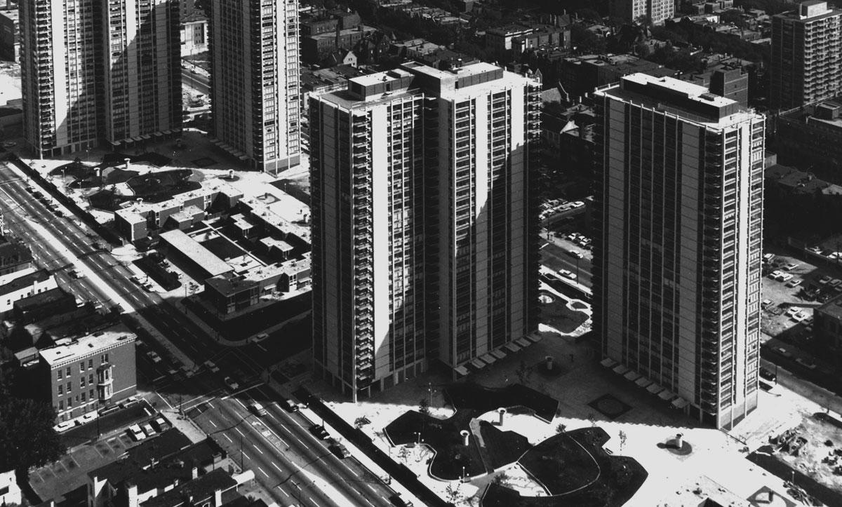 1964 - Carl Sandburg Village