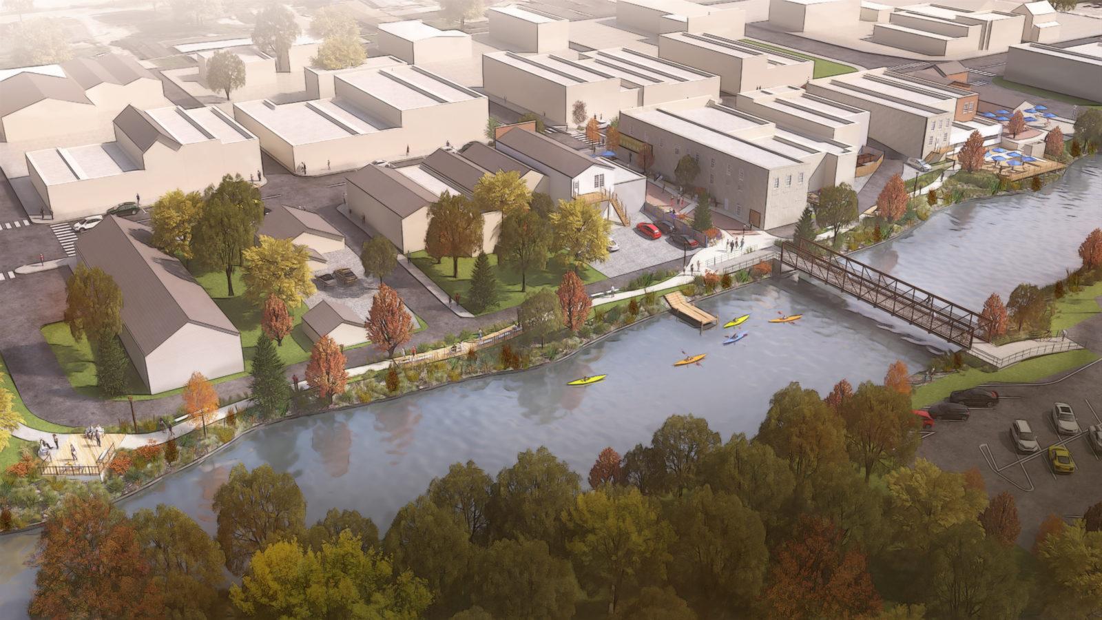 Urban Design & Visualization Services – SCB