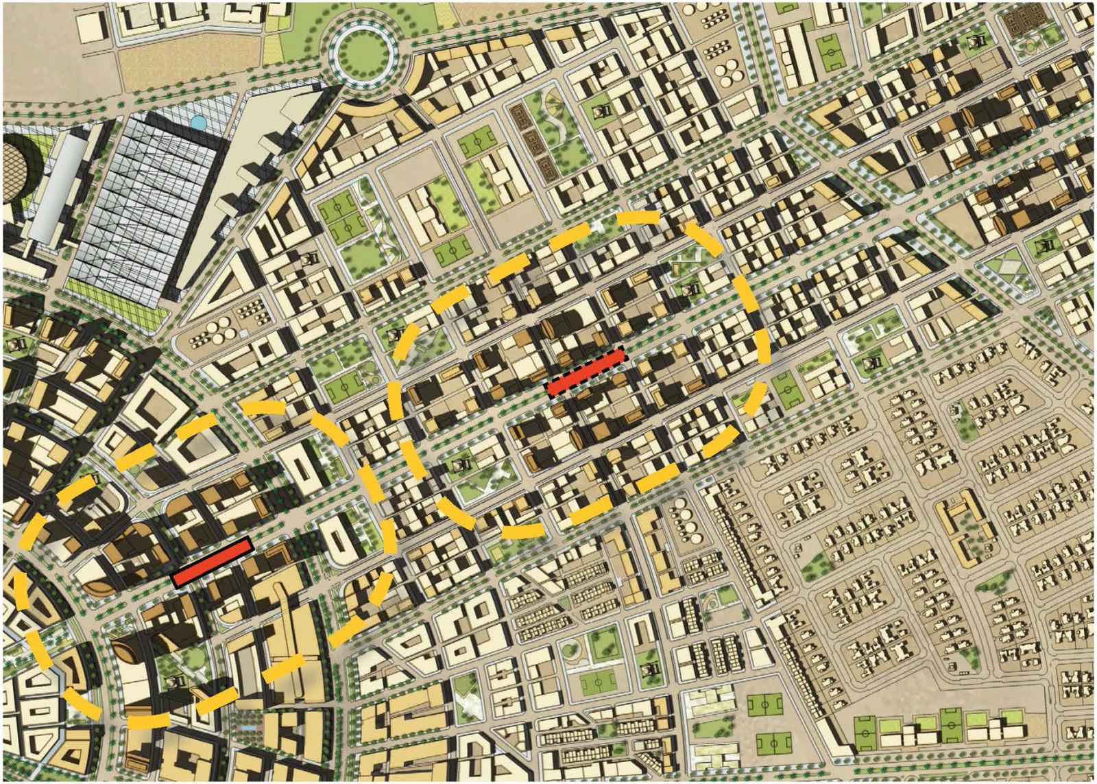 Transit Design Guidelines Abu Dhabi Capital District Centre City