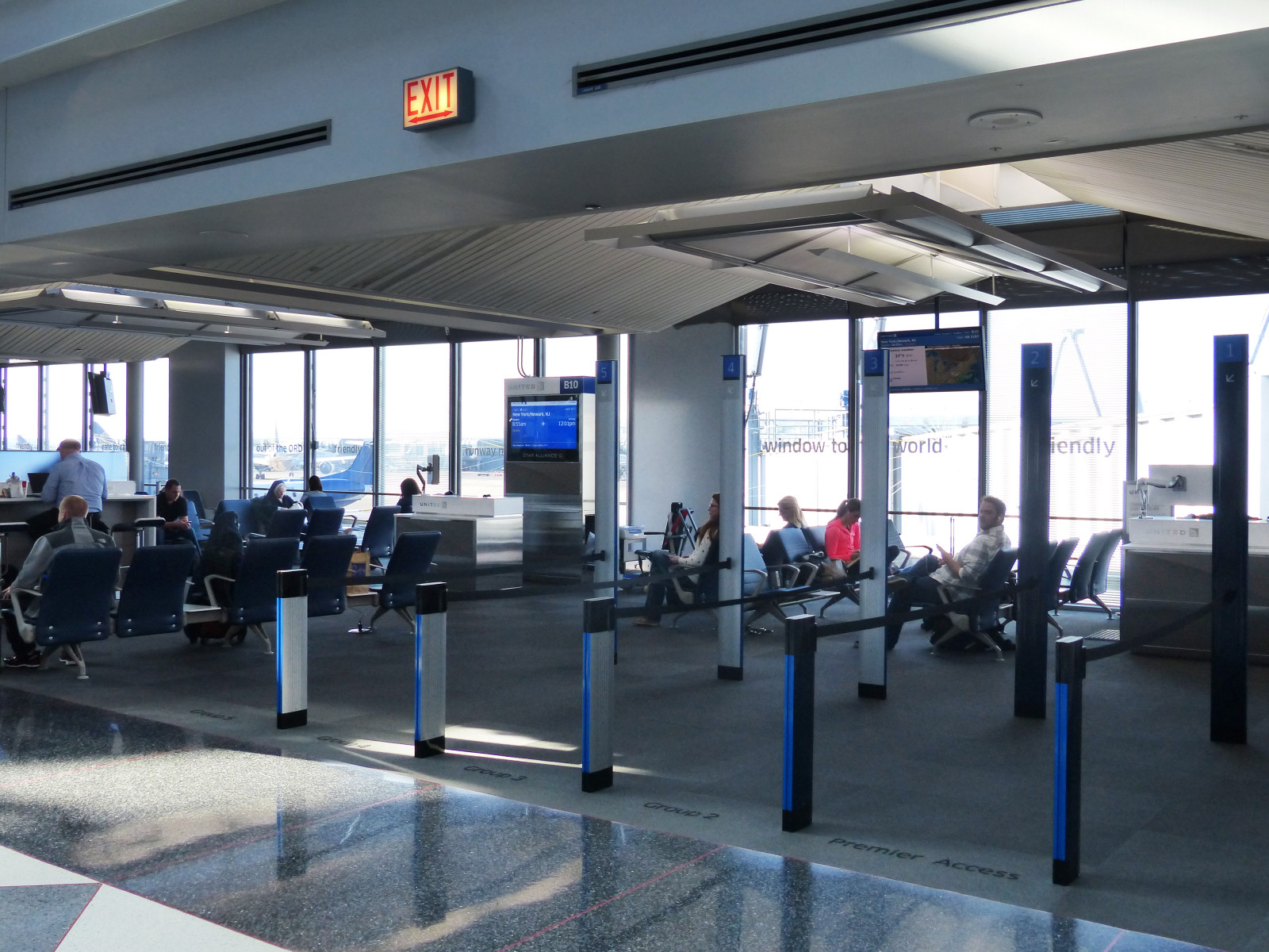 terminal 1 gate rebrand